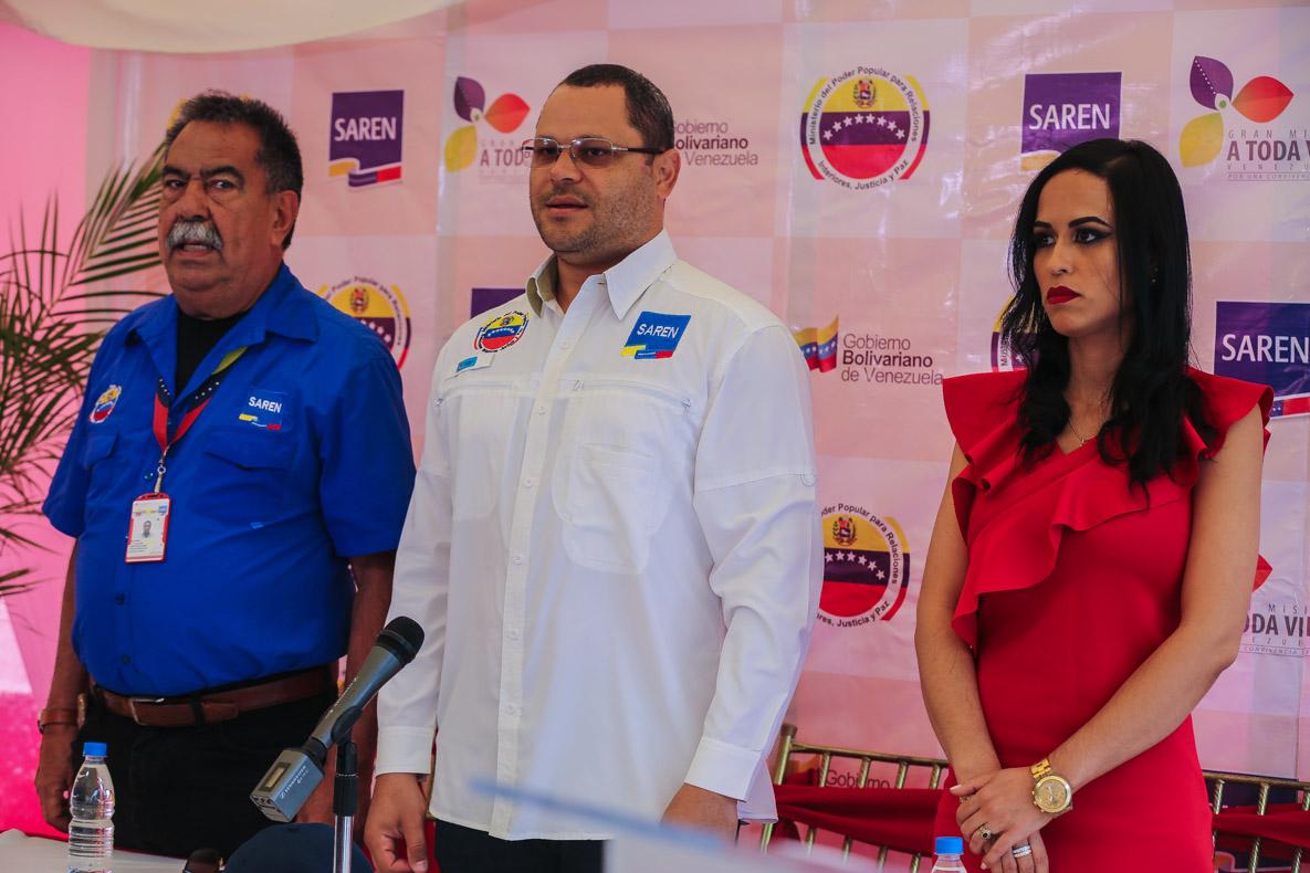 Saren inaugura en Caricuao nueva sede de la Notaría Pública Cuadragésima de Caracas (10)