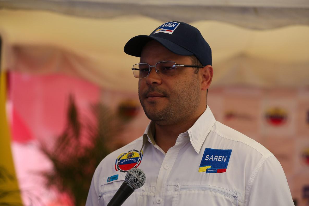 Saren inaugura en Caricuao nueva sede de la Notaría Pública Cuadragésima de Caracas (13)