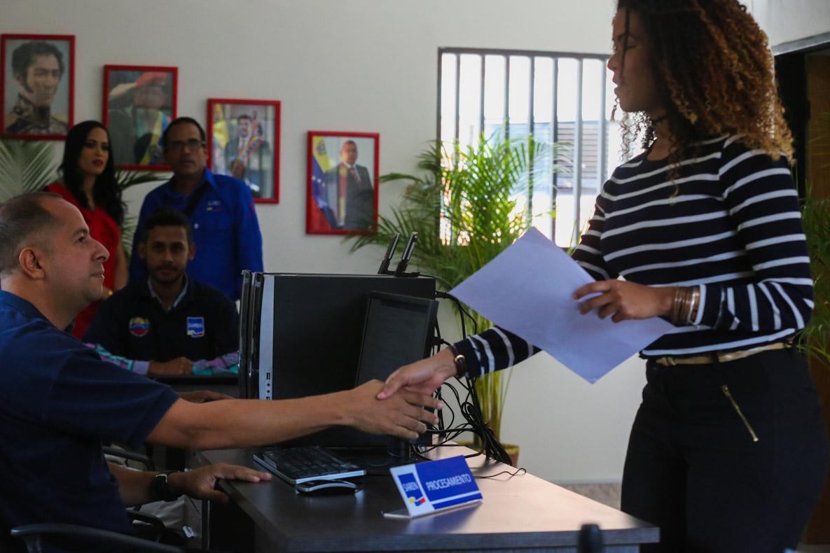 Saren inaugura en Caricuao nueva sede de la Notaría Pública Cuadragésima de Caracas (5)