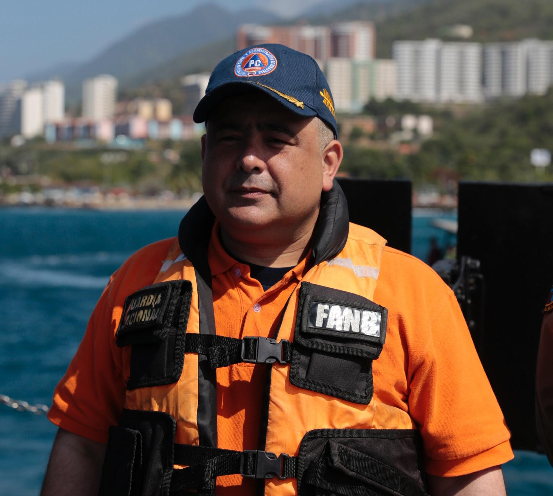 Sistema Nacional de Gestión de Riesgo supervisa despliegue de seguridad en 63 playas de Vargas (11)