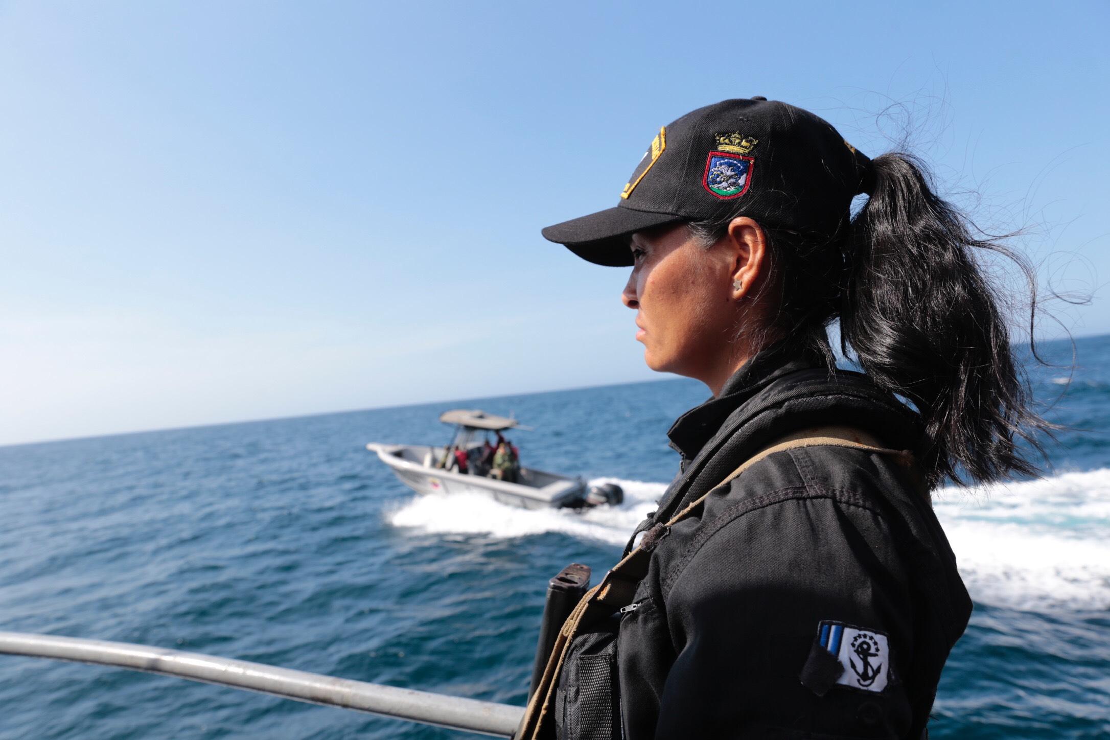 Sistema Nacional de Gestión de Riesgo supervisa despliegue de seguridad en 63 playas de Vargas (3)