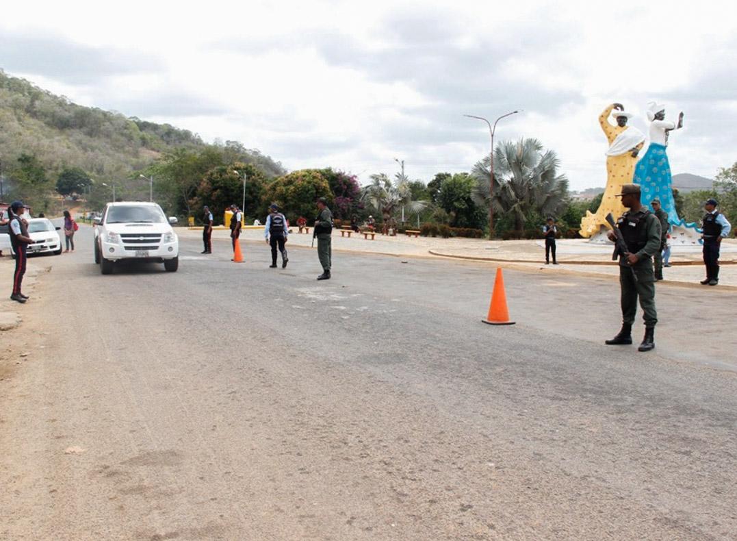 Organismos de Seguridad brindan protección a los temporadistas en El Callao