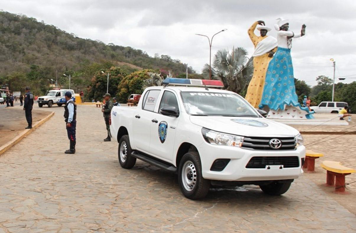 Supervisión Carnavales plaza de las Madamas, Municipio El Callao edo. Bolivar (4)