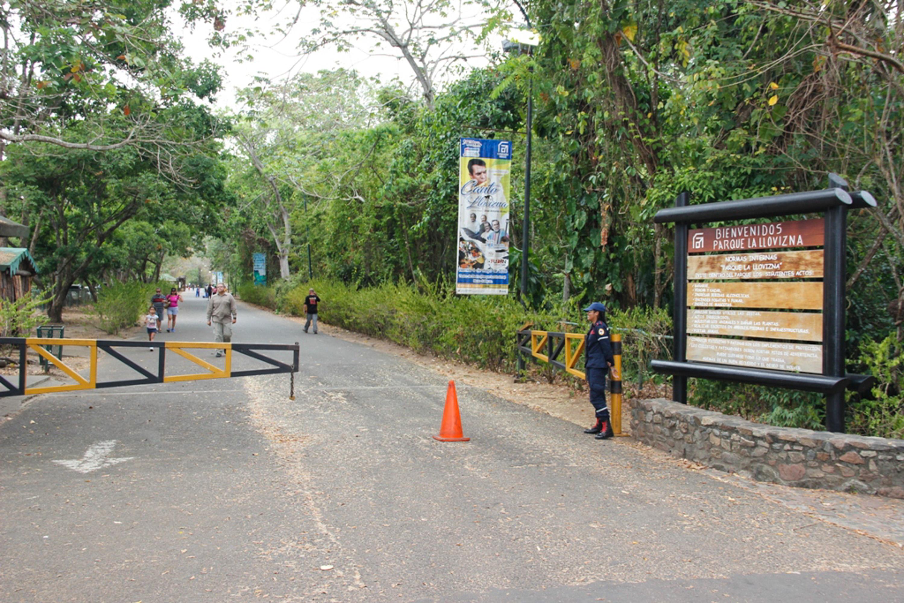 Viceministro GD Edylberto Molina Supervisión Carnavales en el Parque La Llovizna Ciudad Bolivar (17)
