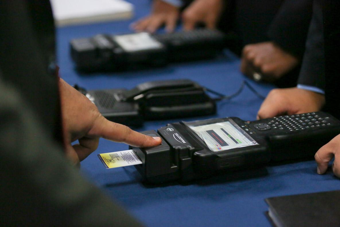 Visiip inicia proceso de acreditación única policial para el Cicpc