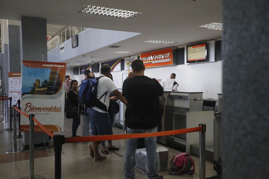 Vpisj supervisó dispositivo retorno seguro desde el Aeropuerto Santiago Mariño