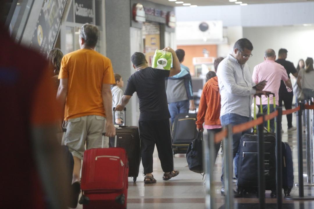 Vpisj supervisó dispositivo retorno seguro desde el Aeropuerto Santiago Mariño (12)