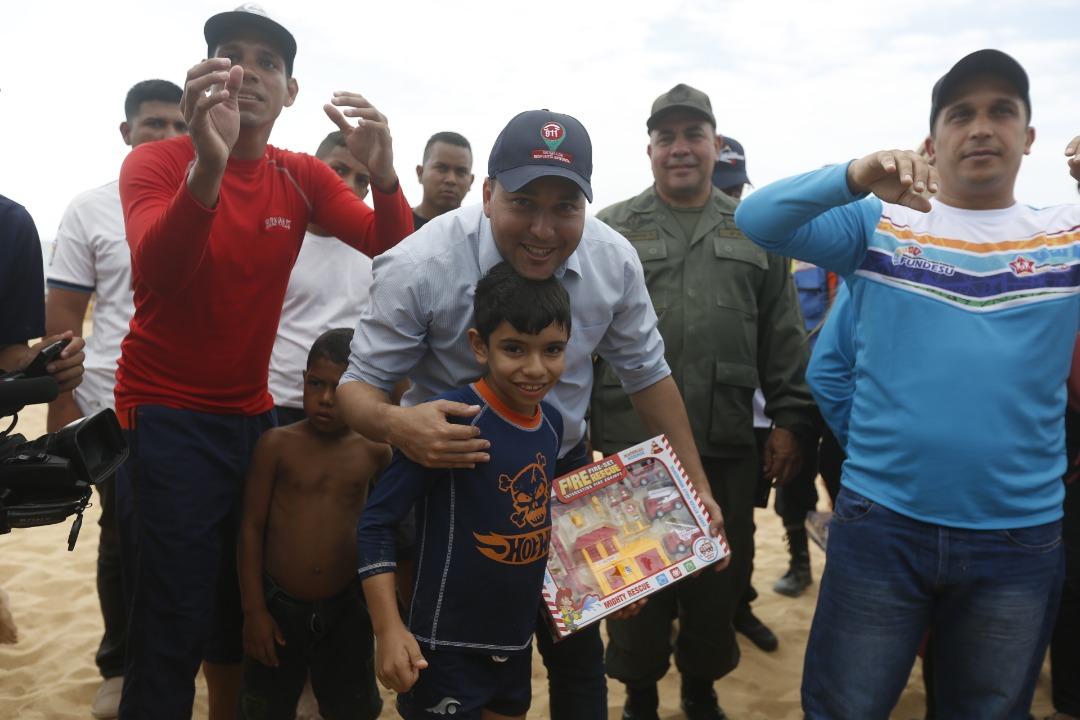 "Vpisj supervisa despliegue del dispositivo ""Carnavales Seguros 2019"" en Cumaná (1)"