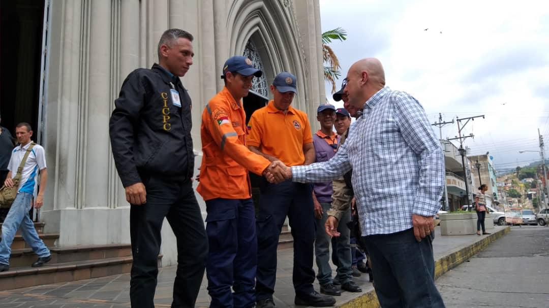 Activado despliegue de seguridad en templos y sitios turísticos de Trujillo (3)