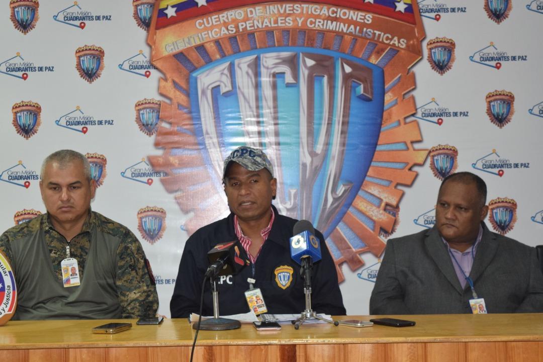 Cicpc esclareció el homicidio de médica cirujana en el Zulia