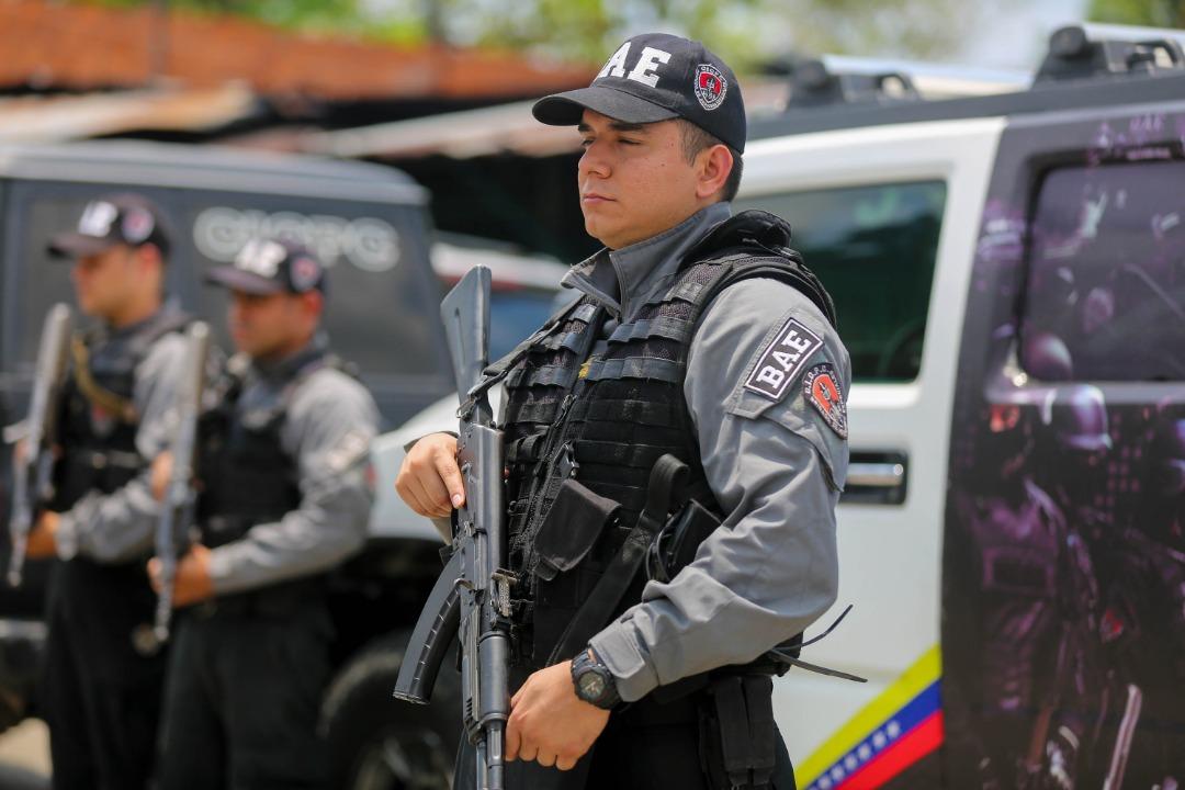 Cicpc realizó supervisión del Dispositivo Semana Santa Segura 2019 desde El Guapo (1)