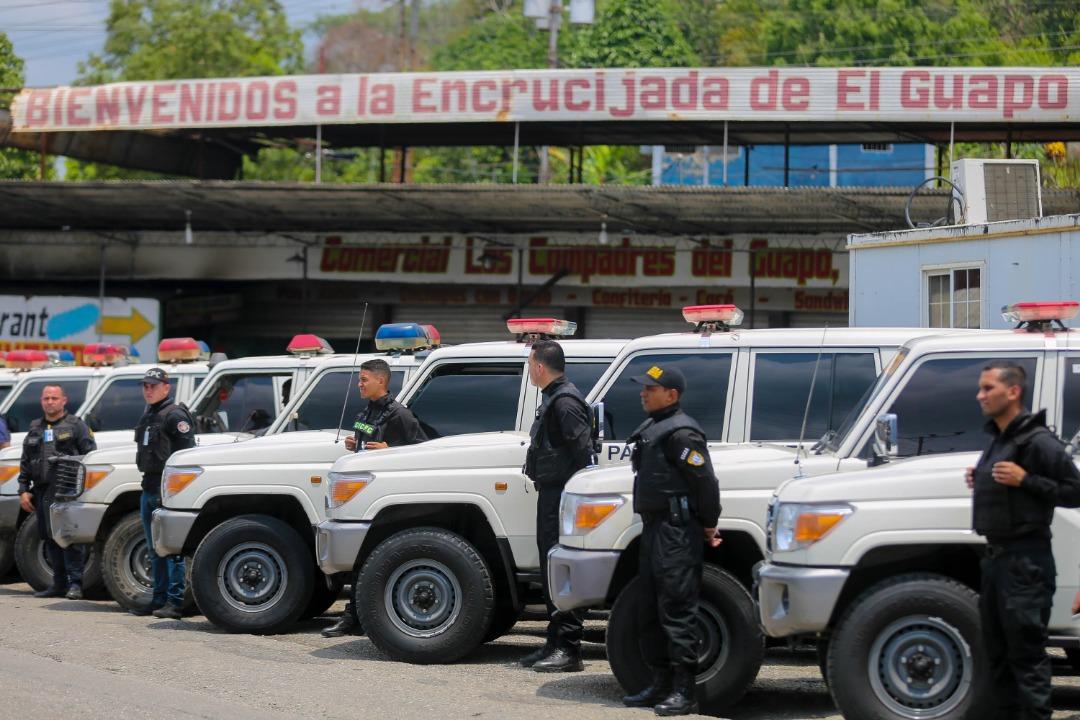 Cicpc realizó supervisión del Dispositivo Semana Santa Segura 2019 desde El Guapo (2)
