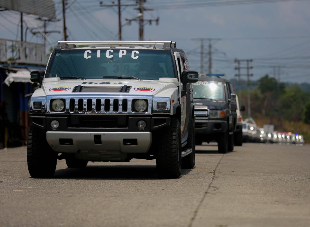 Cicpc realizó supervisión del Dispositivo Semana Santa Segura 2019 desde El Guapo (6)