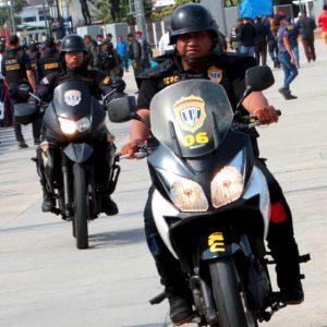 Cicpc supervisa puntos de control en la ciudad de Puerto Cabello (1)