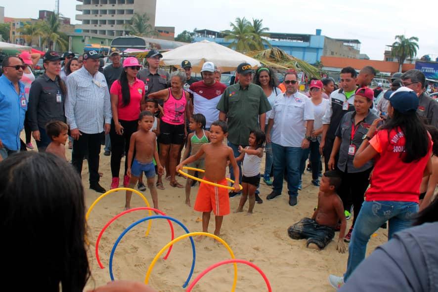Cicpc supervisa puntos de control en la ciudad de Puerto Cabello (4)