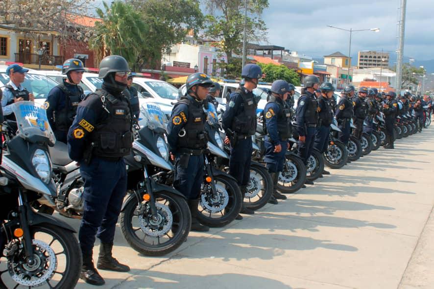 Cicpc supervisa puntos de control en la ciudad de Puerto Cabello (5)