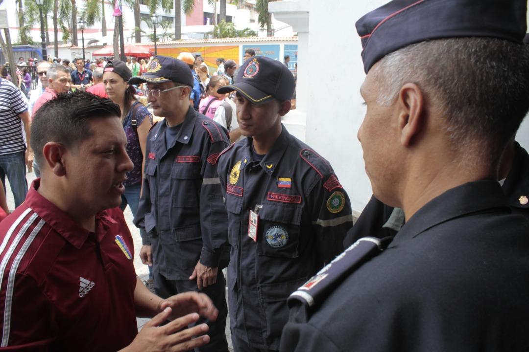 Comisionado Nacional de la Gran Misión Cuadrantes de Paz (Gmcp) Harim Rodríguez (2)