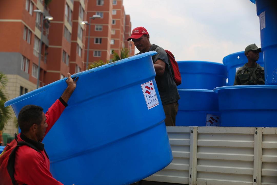 Ejecutivo nacional articula mecanismos para blindar acceso al agua (6)