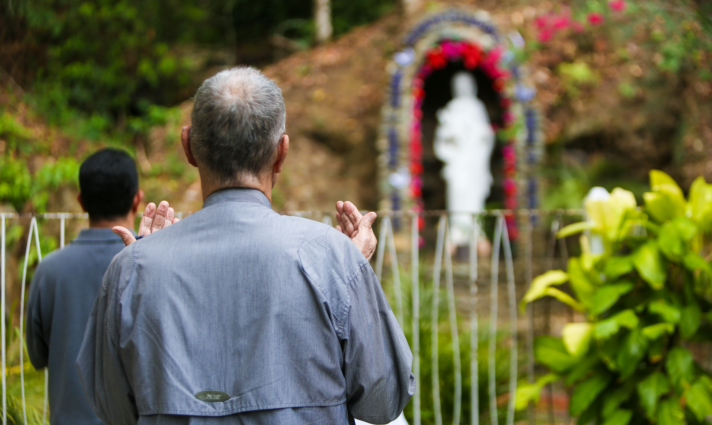 Feligreses del Santuario de Betania disfrutaron de actividades preventivas del Mpprijp (10)