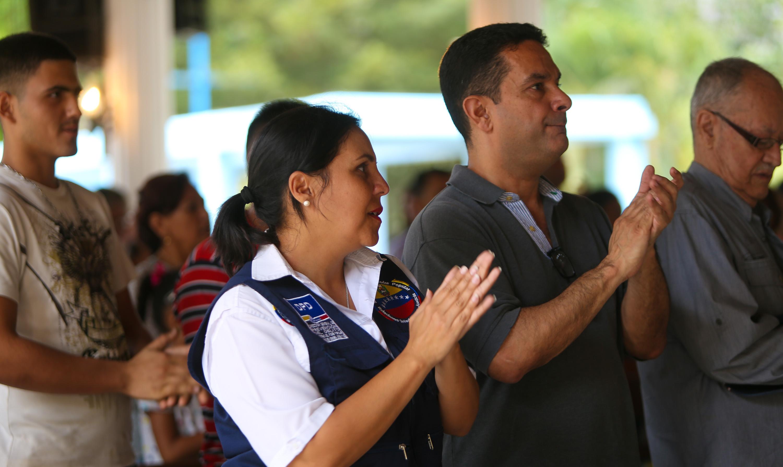 Feligreses del Santuario de Betania disfrutaron de actividades preventivas del Mpprijp (11)