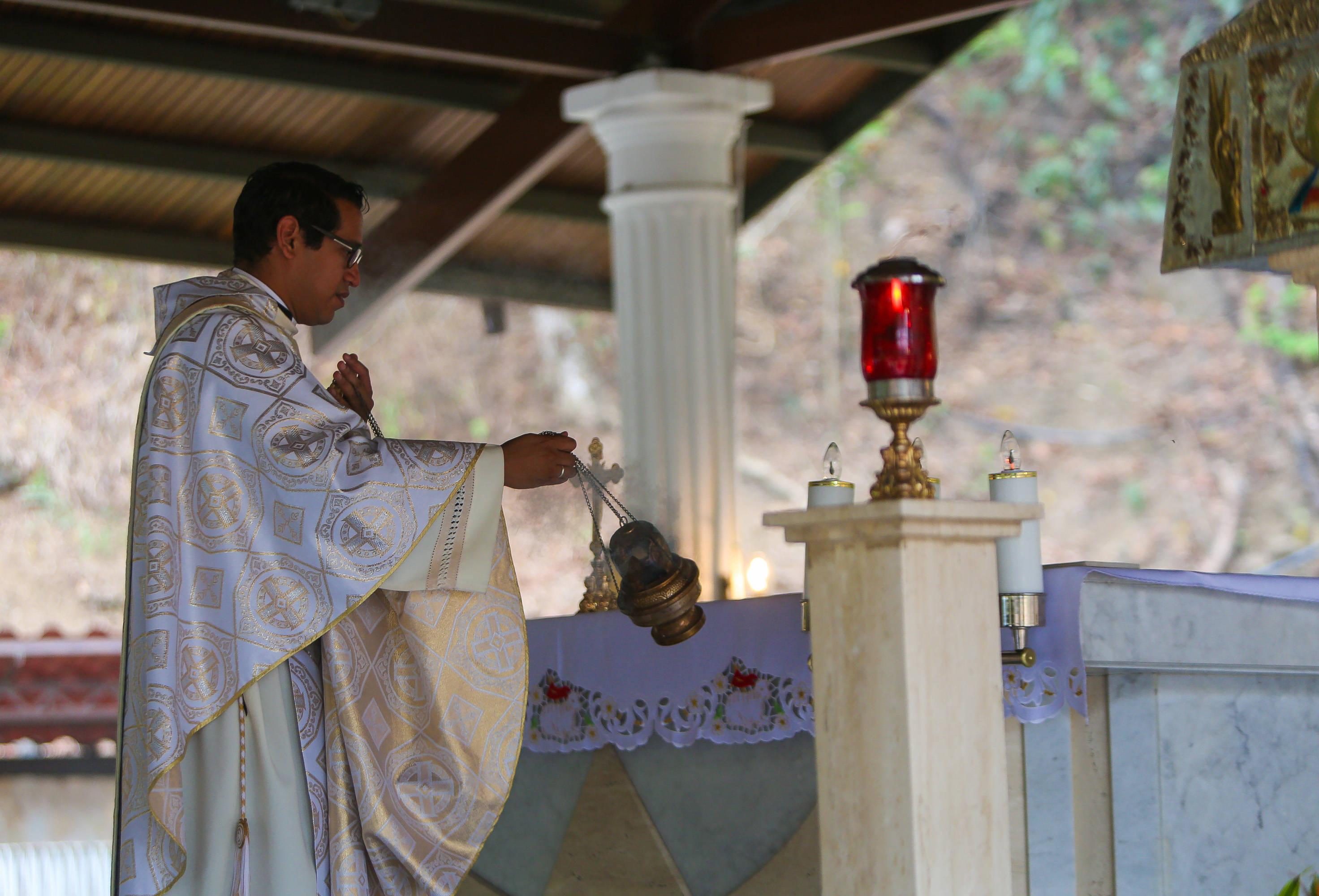 Feligreses del Santuario de Betania disfrutaron de actividades preventivas del Mpprijp (12)