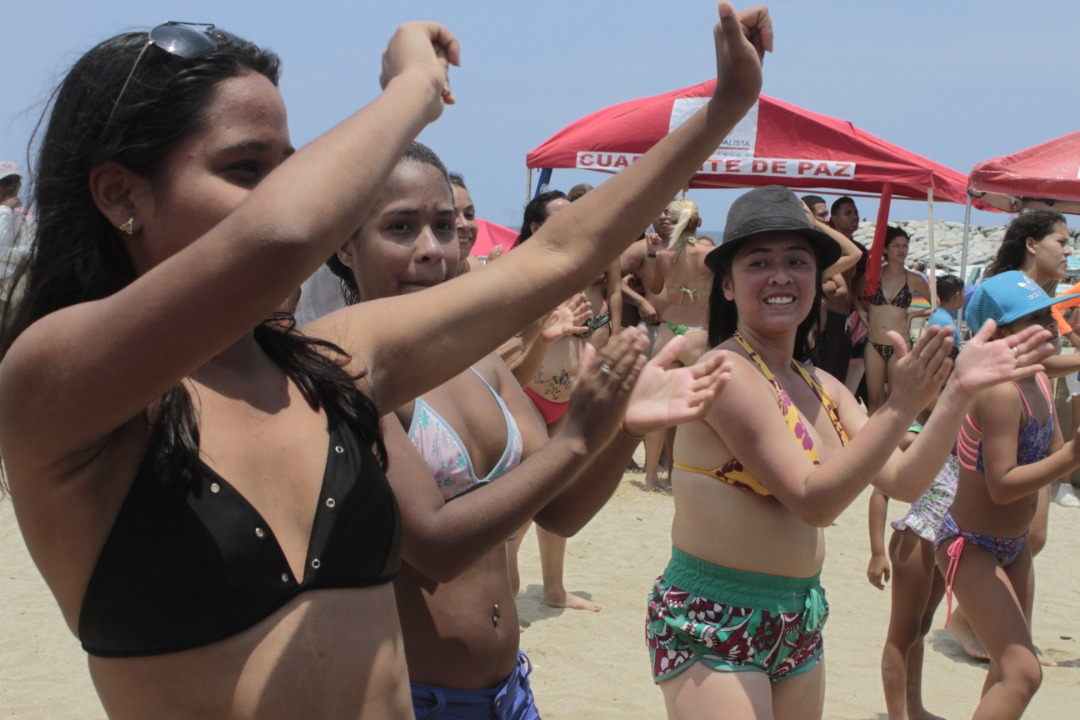 Frente Preventivo fortalece sus actividades en playas, ríos y balnearios en todo el país (4)