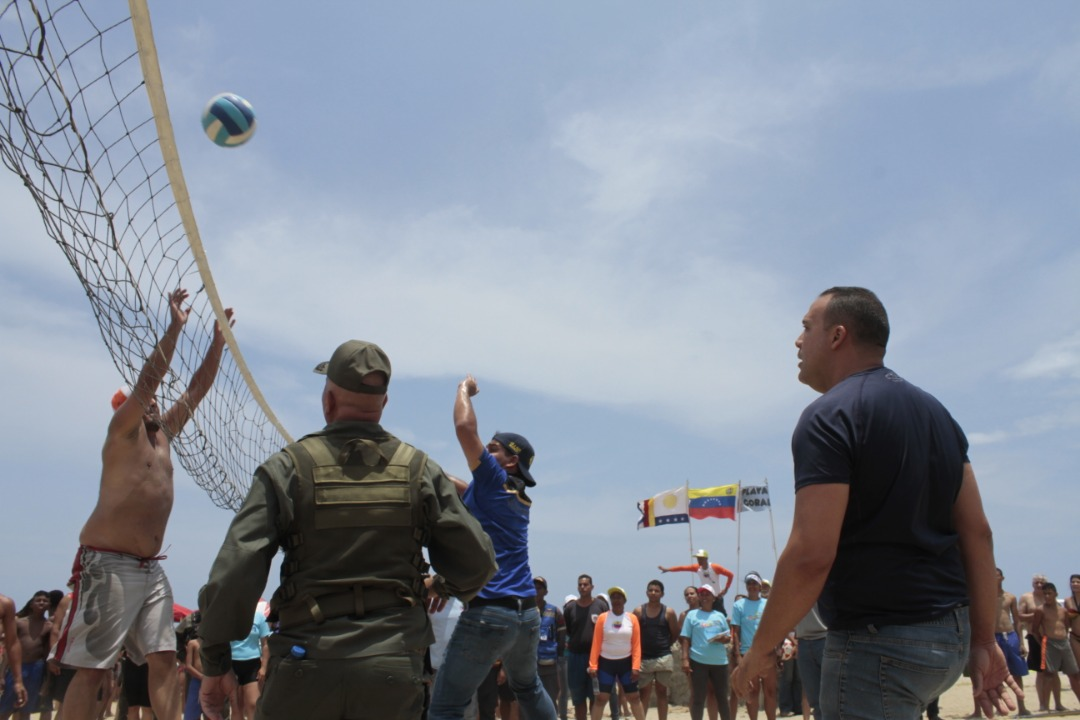 Frente Preventivo fortalece sus actividades en playas, ríos y balnearios en todo el país (5)