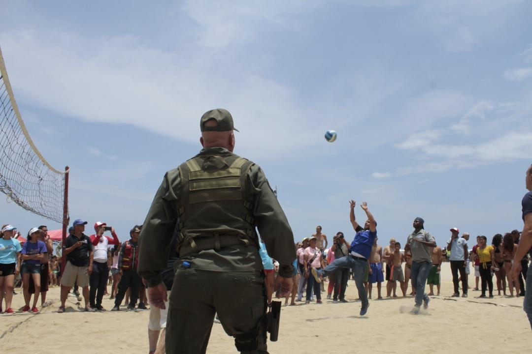 Frente Preventivo fortalece sus actividades en playas, ríos y balnearios en todo el país (6)