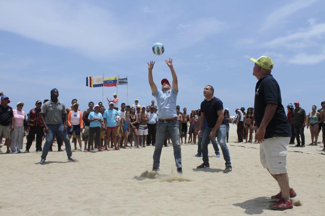 Frente Preventivo fortalece sus actividades en playas, ríos y balnearios en todo el país (9)