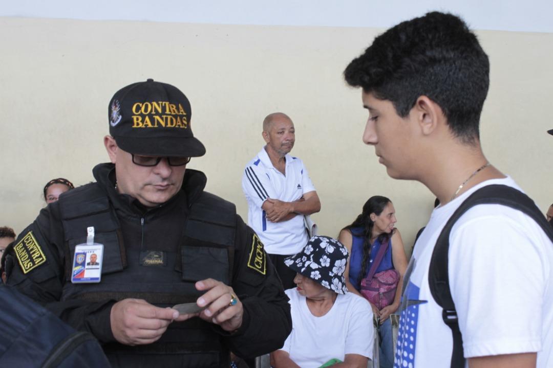Frente Preventivo se desplegó en terminales de pasajeros a nivel nacional (26)