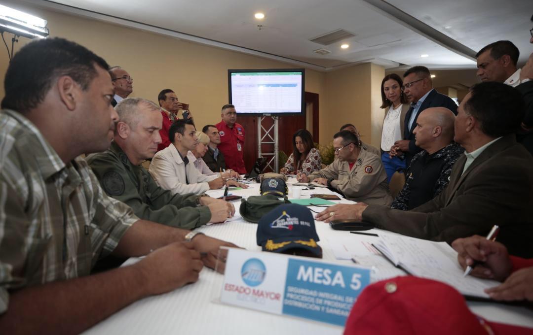 Gobierno Bolivariano fortalece Sistema Hídrico Nacional (5).