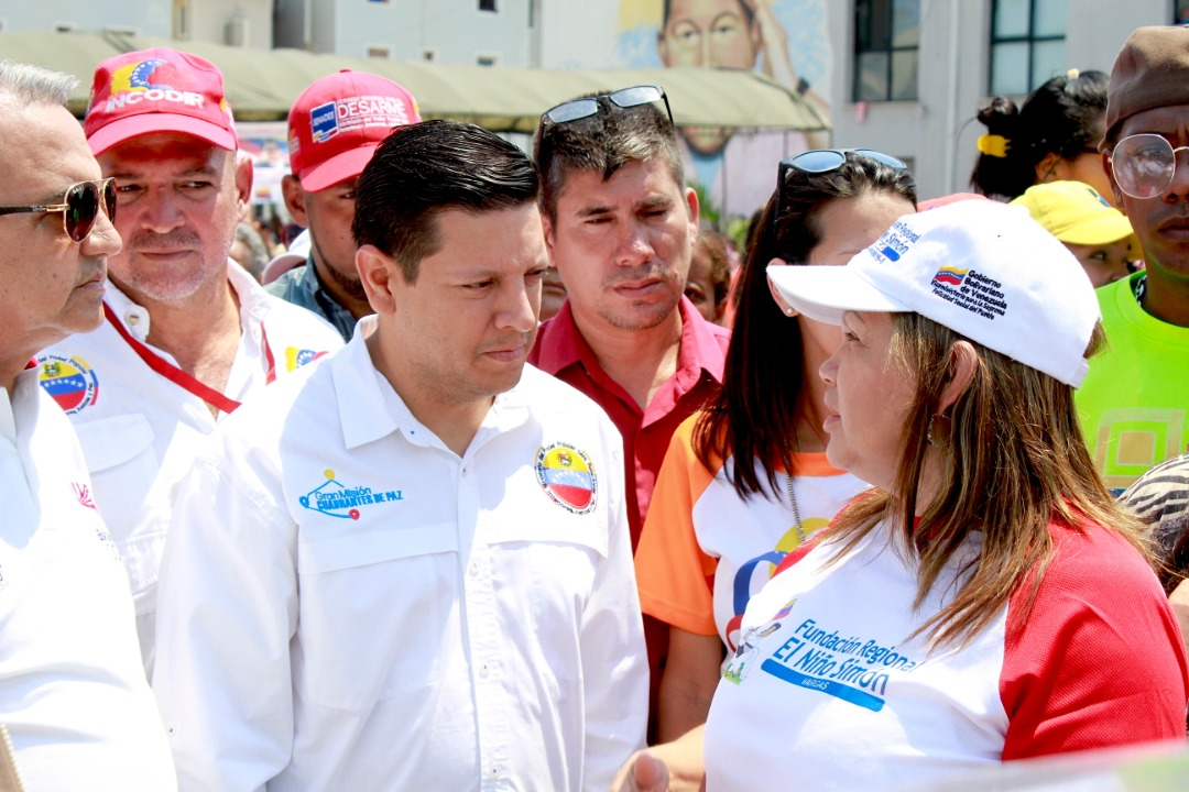Gran Jornada Integral del Frente Preventivo atendió a más de 1300 niños en Vargas (2)