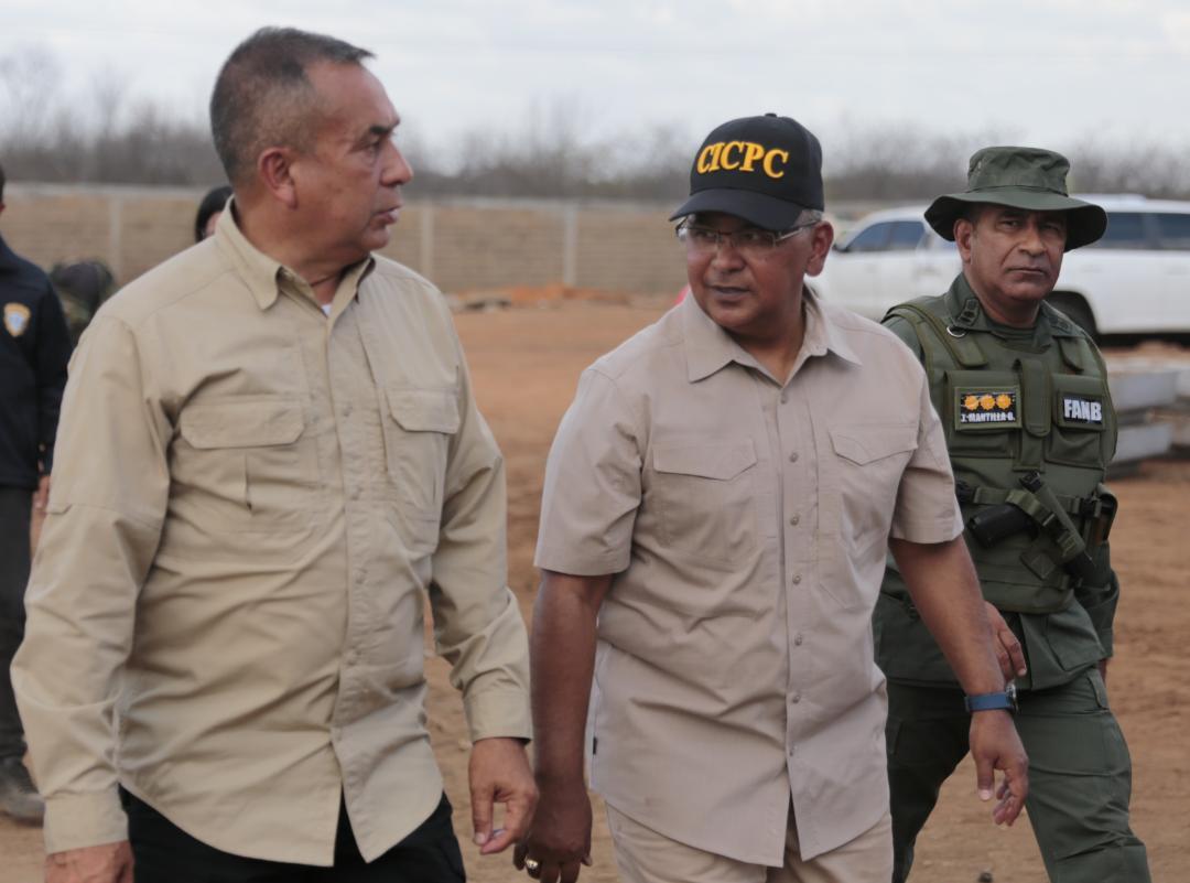 Incautadas más de mil toneladas de material estratégico sustraído del SEN en Bolívar (1)