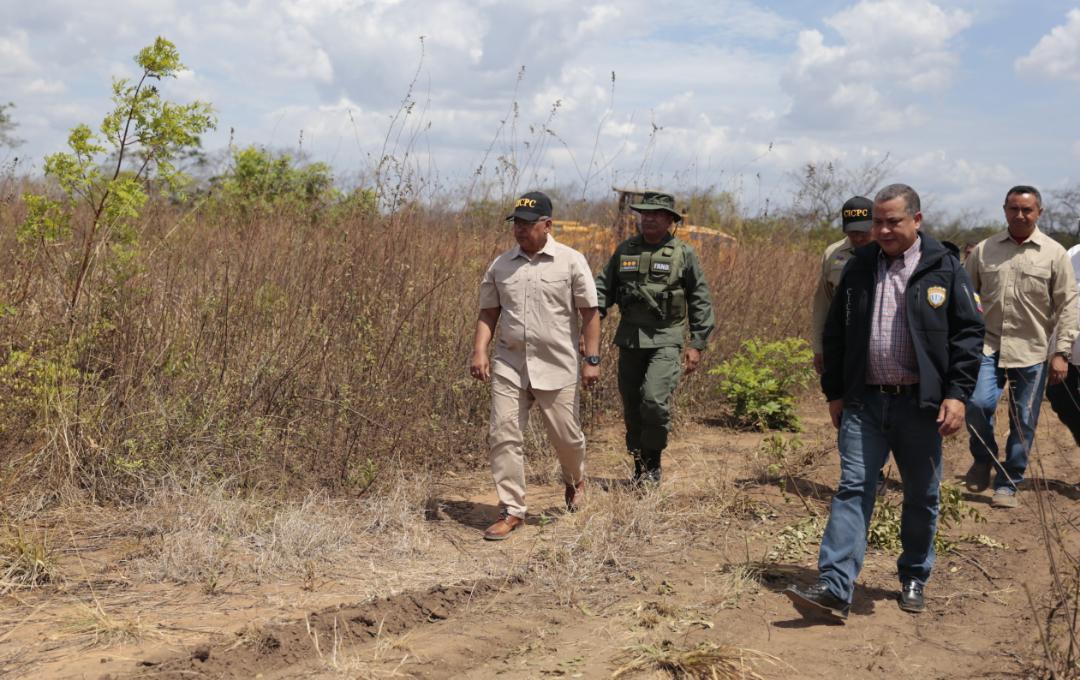 Incautadas más de mil toneladas de material estratégico sustraído del SEN en Bolívar (19)