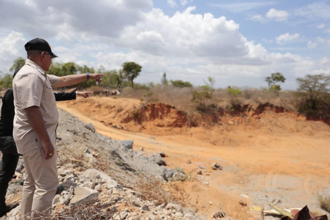 Incautadas más de mil toneladas de material estratégico sustraído del SEN en Bolívar (20)
