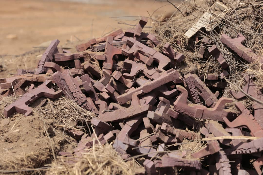 Incautadas más de mil toneladas de material estratégico sustraído del SEN en Bolívar (21)