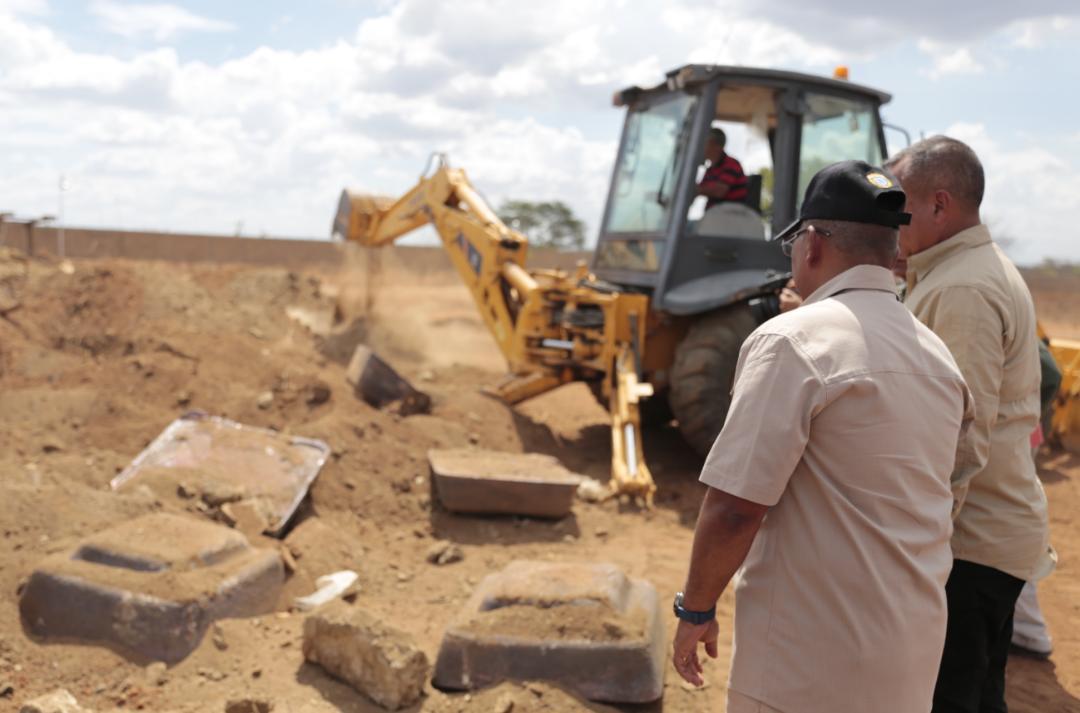 Incautadas más de mil toneladas de material estratégico sustraído del SEN en Bolívar (3)