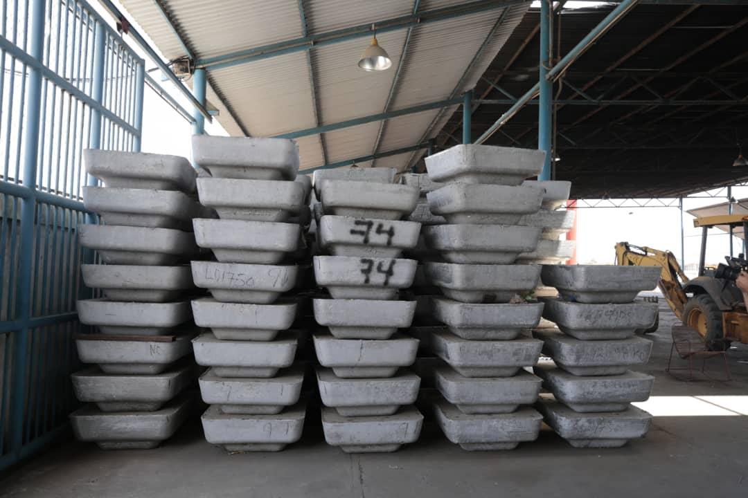 Incautadas más de mil toneladas de material estratégico sustraído del SEN en Bolívar (7)
