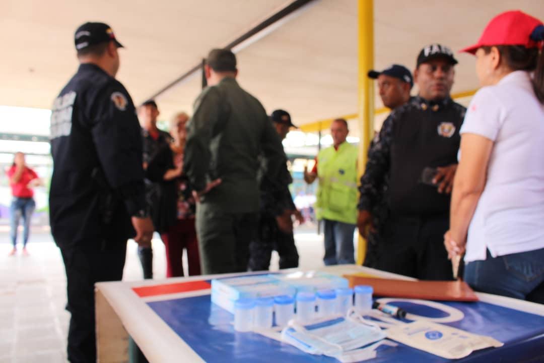Más de 3 mil 800 funcionarios participan en operativo Semana Santa Segura en Guárico (1)