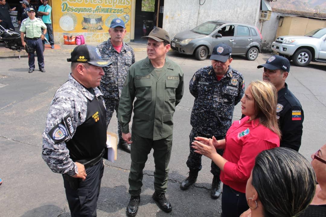 Más de 3 mil 800 funcionarios participan en operativo Semana Santa Segura en Guárico (3)
