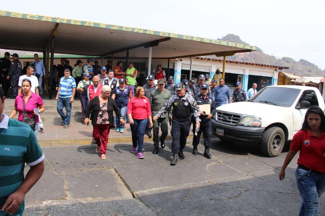 Más de 3 mil 800 funcionarios participan en operativo Semana Santa Segura en Guárico (6)