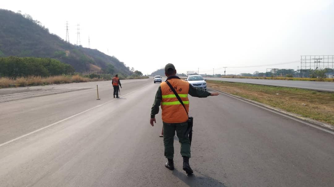 Más de 9 mil funcionarios activos en Carabobo durante Semana Santa Segura 2019 (1)