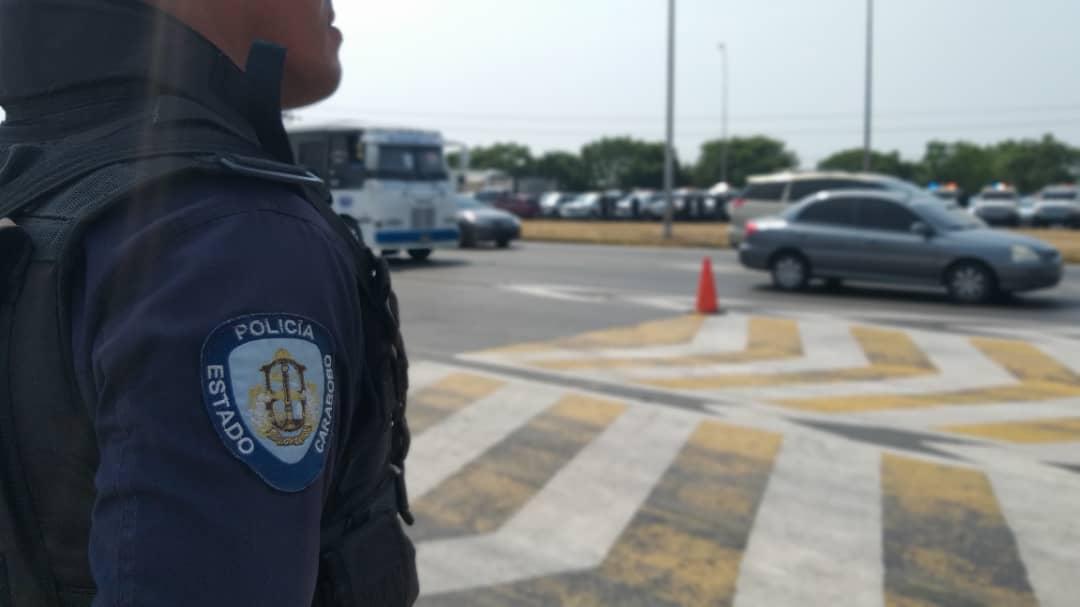 Más de 9 mil funcionarios activos en Carabobo durante Semana Santa Segura 2019 (3)