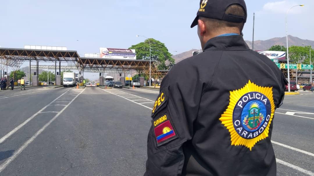 Más de 9 mil funcionarios activos en Carabobo durante Semana Santa Segura 2019 (6)