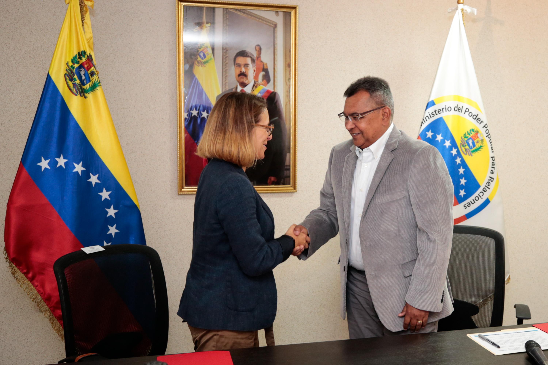 Mpprijp y Comité Internacional de la Cruz Roja firmaron Convenio de Cooperación Interinstitucional (12)