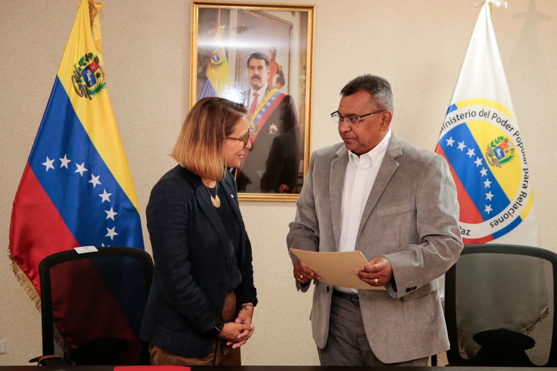 Mpprijp y Comité Internacional de la Cruz Roja firmaron Convenio de Cooperación Interinstitucional (14)