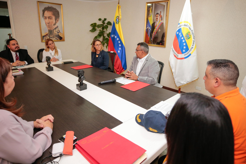 Mpprijp y Comité Internacional de la Cruz Roja firmaron Convenio de Cooperación Interinstitucional (9)