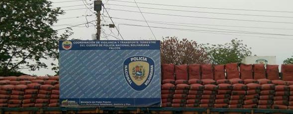 PNB incautó más de 700 kilos de material estratégico en Caracas y Falcón (2)
