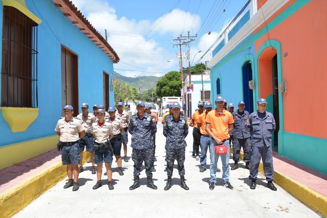 Policía Turística garante de la seguridad de residentes y foráneos en Nueva Esparta (17)