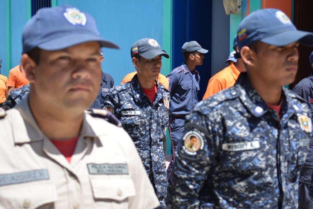 Policía Turística garante de la seguridad de residentes y foráneos en Nueva Esparta (4)